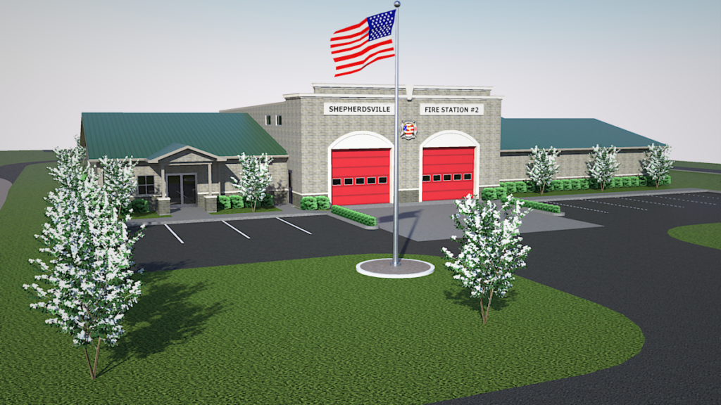 Shepherdsville Fire Station #2