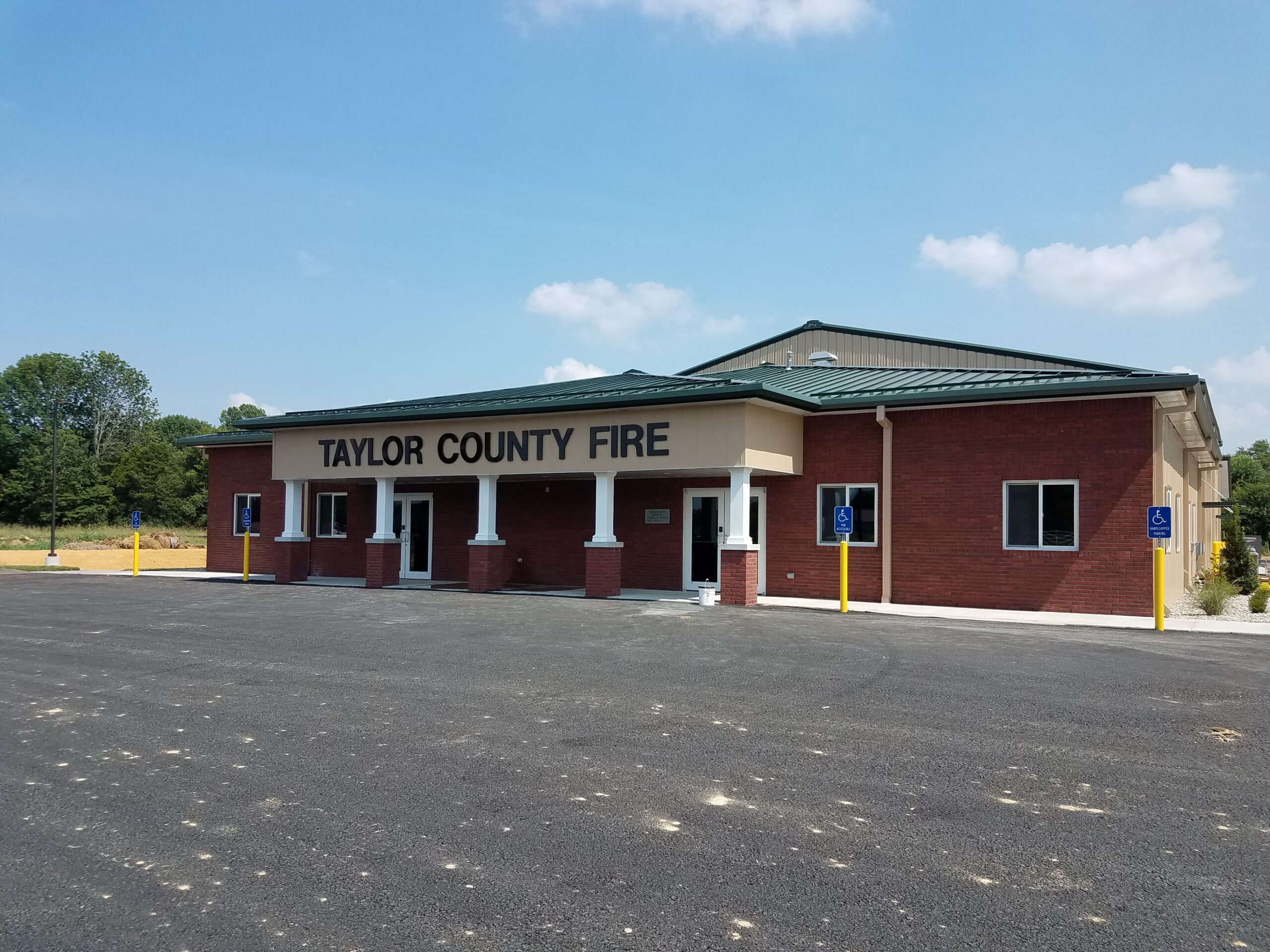 Taylor County Fire