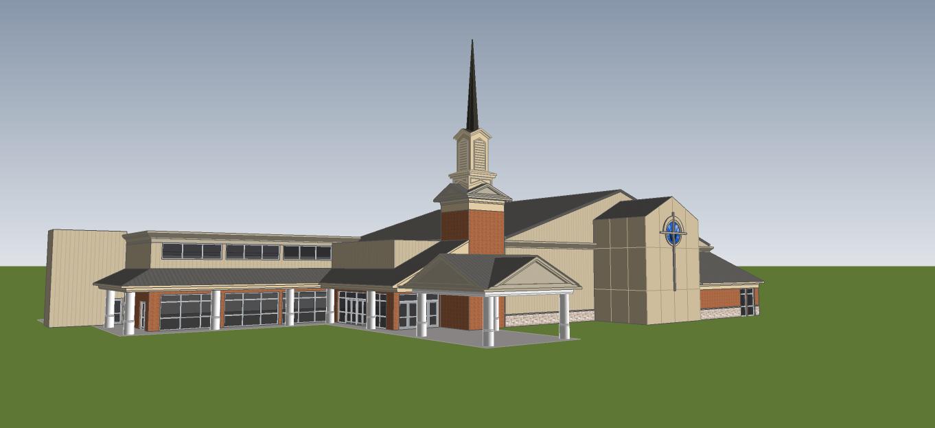 Ekron Baptist Church