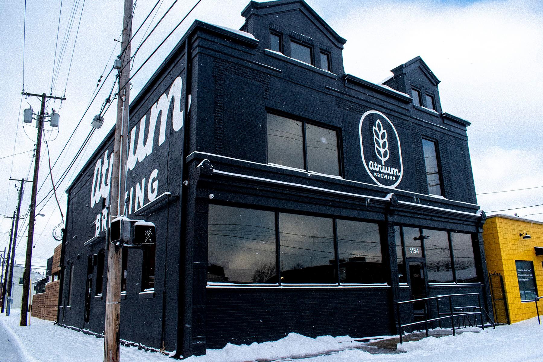 Atruim Brewing- Louisville, Kentucky