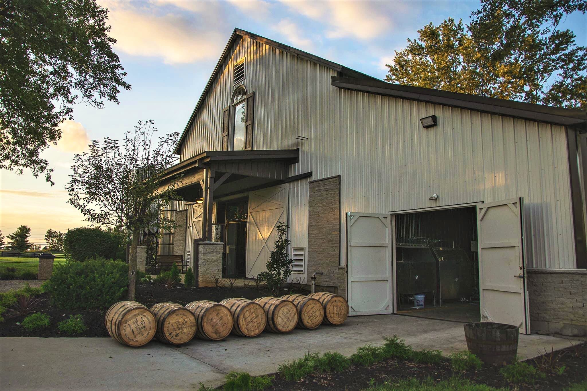 Preservation Distillery- Bardstown, Kentucky